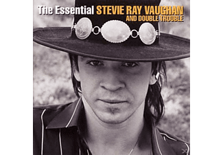 Stevie Ray Vaughan, DOUBLE T. - The Essential Stevie Ray Vaughan and Double Troubl - (Vinyl)