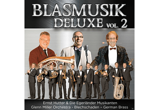 VARIOUS - Blasmusik Deluxe-Vol.2 - (CD)