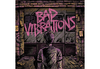 A Day To Remember - Bad Vibrations - (CD)