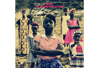 Imany - The Wrong Kind Of War CD