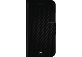 HAMA Flex Carbon iPhone 7 Handyhülle, Schwarz