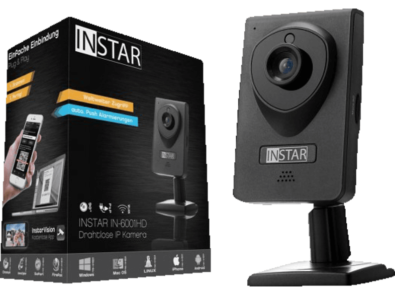 INSTAR  IN-6001HD IP Kamera | 04260226126533