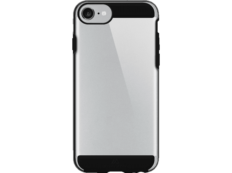 BLACK ROCK Air , Backcover, Apple, iPhone 7, Kunststoff, Polycarbonat (PC), Thermoplastisches Polyurethan (TPU), Schwarz