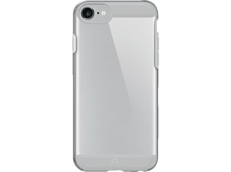 BLACK ROCK Air , Backcover, Apple, iPhone 7, Kunststoff, Polycarbonat (PC), Thermoplastisches Polyurethan (TPU), Transparent