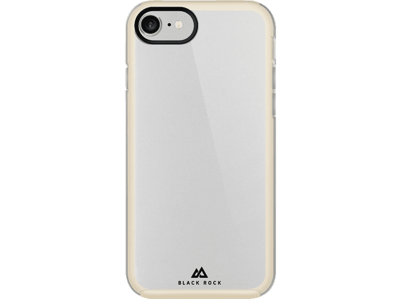 HAMA Embedded , Backcover, Apple, iPhone 7, Polycarbonat/Thermoplastisches Polyurethan, Ivory