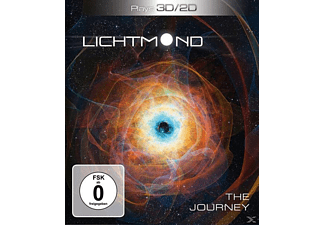 Lichtmond - The Journey (Blu-Ray 2d/3d) - (DVD)