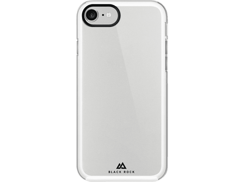 HAMA Embedded , Backcover, Apple, iPhone 7, Polycarbonat/Thermoplastisches Polyurethan, Weiß