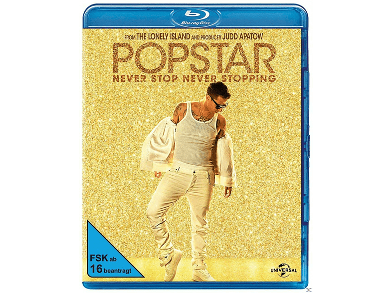 Popstar - Never Stop Never Stopping [Blu-ray]