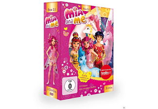 Mia and Me - Staffel 2, Box 1 - (DVD)