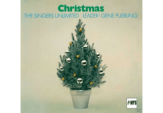 The Singers Unlimited - Christmas - (CD)