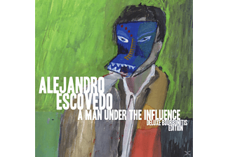 Alejandro Escovedo - A Man Under The Influence-Deluxe Bourbonitis Editi - (Vinyl)