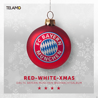 """VARIOUS - FC Bayern München Pres.""""Red White Xmas-Weihnachtsa [CD]"""