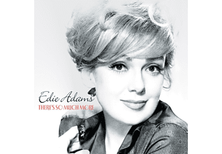 Edie Adams - There's So Much More - (CD)