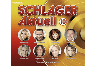 VARIOUS - Schlager Aktuell 10 - (CD)