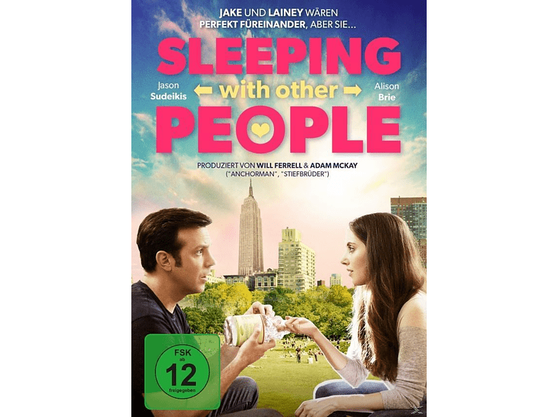 Sleeping With Other People [DVD]