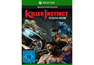 Killer Instinct: Definitive Edition - Xbox One