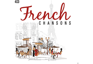 VARIOUS - French Chansons - (CD)