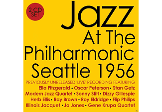 VARIOUS - Jazz At The Philharmonic (Seattle 1956) - (CD)