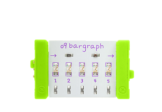 LITTLEBITS Bargrph
