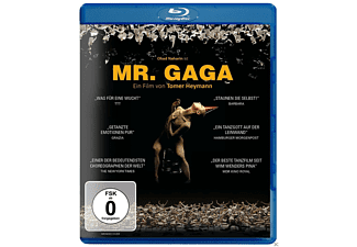 Mr. GAGA - (Blu-ray)