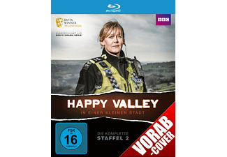 Happy Valley - In einer kleinen Stadt. - Staffel 2 - (Blu-ray)