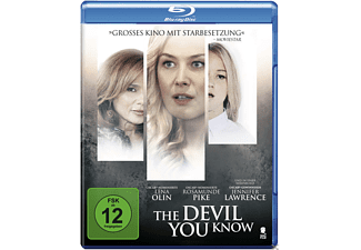 The Devil You Know - (Blu-ray)