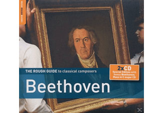 VARIOUS - Rough Guide To Classical Composers: Beethoven - (CD + Bonus-CD)