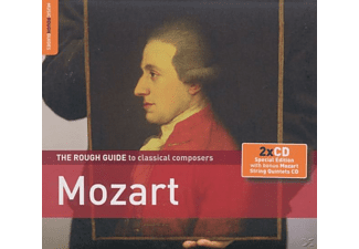 VARIOUS - Rough Guide To Classical Composers: Mozart - (CD + Bonus-CD)