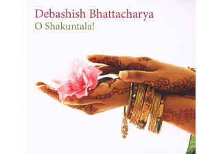 Debashish Bhattacharya - O SHAKUNTALA! - (CD)
