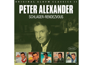 Peter Alexander - Original Album Classics Vol.2 (Schlager-Rendezvou [CD]