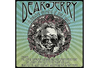 VARIOUS - Dear Jerry: Celebrating The Music Of Jerry Garcia - (CD)