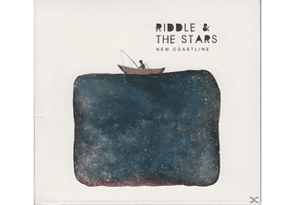 Riddle & The Stars - New Coastline - (CD)