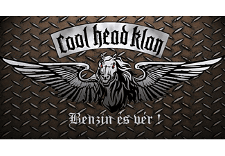 Cool Head Klan - Benzin és vér (CD)