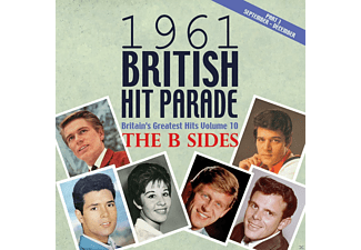 VARIOUS - The 1961 British Hit Parade:B Sides P.3: Sept-Dec - (CD)