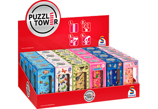 Kinder Puzzle Tower