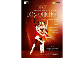 - Elegance - The Art of Marius Petipa & Alexander Gorsky: Don Quichot - (DVD)