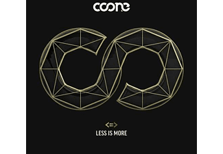 Coone – Less Is More CD