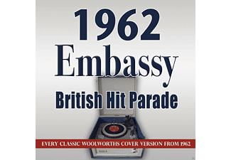 VARIOUS - The 1962 Embassy British Hit Parade - (CD)