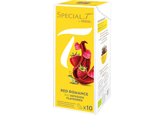 SPECIAL T Capsule ORGANIC RED ROMANCE