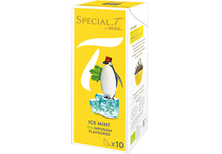 SPECIAL T Capsule ORGANIC ICE MINT