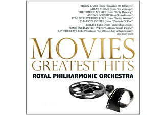 VARIOUS - Movies Greatest Hits - (CD)