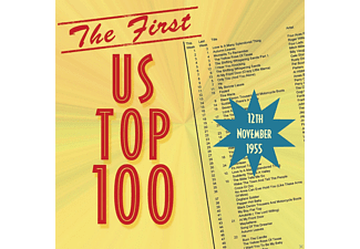 VARIOUS - The First US Top 100 November 12th 1955 - (CD)