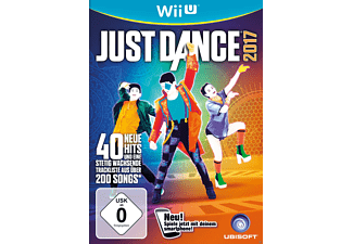 Just Dance 2017 [Nintendo Wii U]