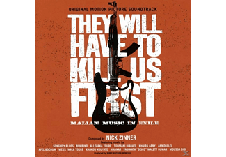 VARIOUS - They Will Have To Kill Us First/OST - (CD)