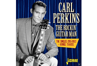 Carl Perkins - The Rockin' Guitar Man [CD]
