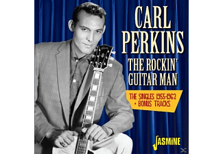 Carl Perkins - The Rockin' Guitar Man - (CD)
