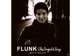 Flunk - The Songs We Sing-Best of 2002-2012 - (CD)