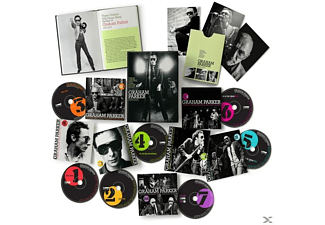 Graham Parker, The Rumour - These Dreams Will Never Sleep: Best Of (Ltd.Edt.) - (CD + DVD Video)