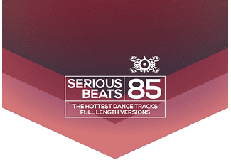 Serious Beats 85 CD