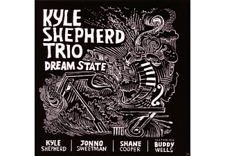 Kyle Shepherd Trio - Dream State - (CD)
